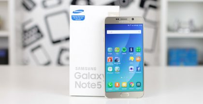 Galaxy Note 5 inceleme (Video)