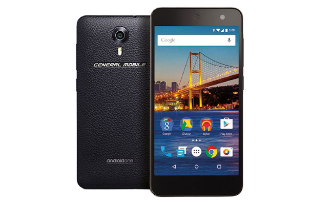 General Mobile 4G Android One