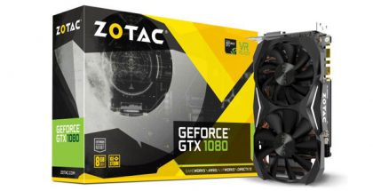 ZOTAC GTX 1080 Mini