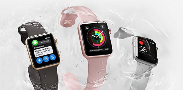 Apple Watch Series 2 teknik özellikler, fiyat, çıkış tarihi ve malzeme seçenekleri duyuruldu - CihazTV
