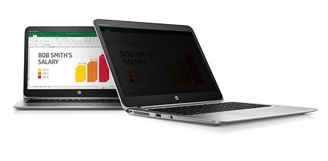 HP Sure View ekran koruma teknolojisi, önemli bilgileri tek dokunuşla meraklı gözlerden koruyor - CihazTV