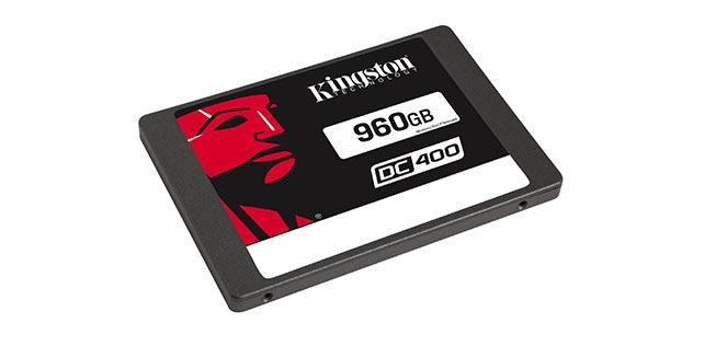 Veri merkezi sunucuları için geliştirilen Kingston DC400 SSD duyuruldu - CihazTV