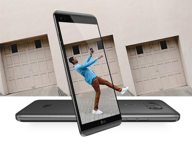 LG V20 teknik özellikleri, fiyatı ve çıkış tarihi duyuruldu - CihazTV