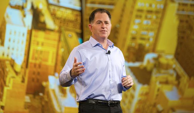 Michael Dell - Dell EMC birleşmesi