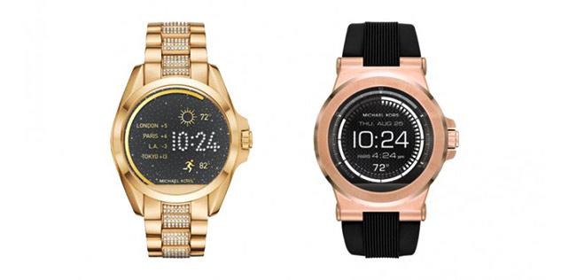 Michael Kors Dylan ve Bradshaw isimli Android Wear akıllı saatlerin özellikleri ve fiyatı belli oldu - CihazTV