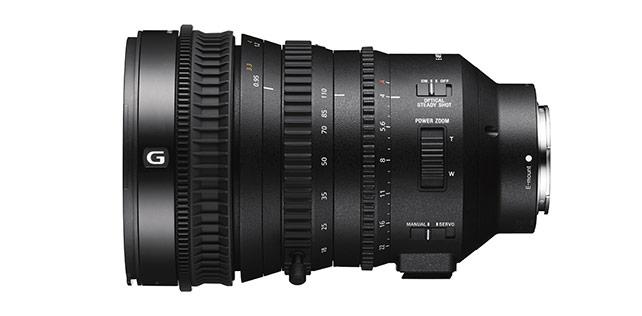 Sony 18-100mm SELP18110G Super 35mm / APS-C objektif tanıtıldı - CihazTV