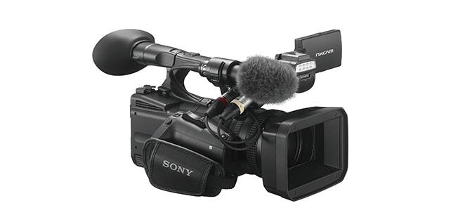 Sony HXR-NX5R NXCAM el tipi kamera Full HD görüntü kalitesi sunuyor - CihazTV