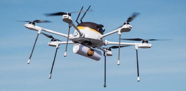 UPS, ulaşılması zor yerlere kargo teslim etmek için CyPhy Works'ün drone (insansız hava aracı) çözümlerinden yararlanacak - CihazTV