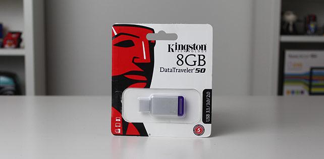 Kingston DataTraveler 50 inceleme dosyamız hazır. USB 3.1 Gen 1 arayüzüne sahip flaş belleğin özellikleri, performansı ve fiyatı sizlerle - CihazTV
