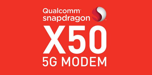 Qualcomm Snapdragon X50 5G