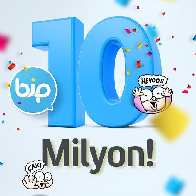 Turkcell BiP mesajlaşma ve konuşma uygulaması dünya çapında 10 milyon defa indirildi - CihazTV