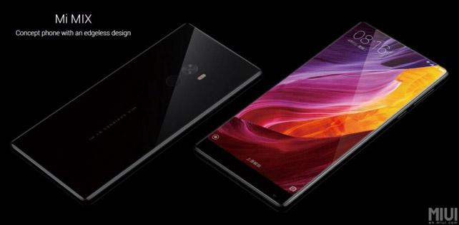 Xiaomi Mi MIX fiyatı, özellikleri