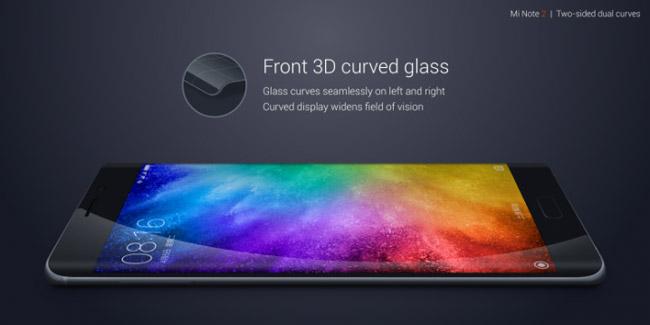 Xiaomi Mi Note 2 fiyatı ve özellikleri