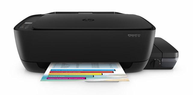 HP DeskJet GT 5820/10 All-in-One serisi piyasaya çıkıyor