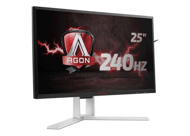 AOC AGON AG251FZ 240 Hz monitör fiyatı ve özellikleri