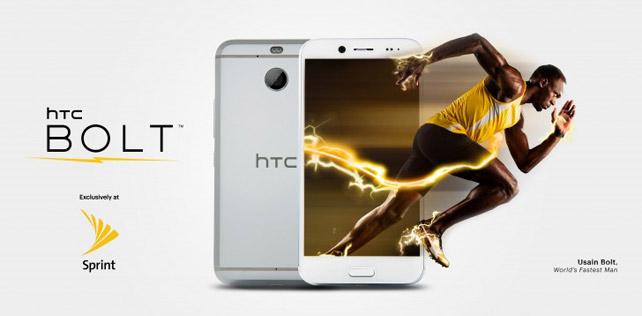 HTC Bolt tanıtıldı, fiyatı ve özellikleri belli oldu