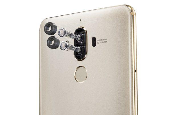 Huawei Mate 9 kamera özellikleri