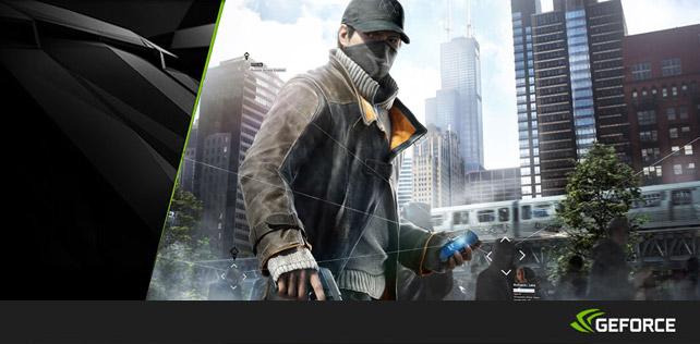 NVIDIA GeForce GTX 1080 ya da 1070 alana Watch Dogs 2 hediye