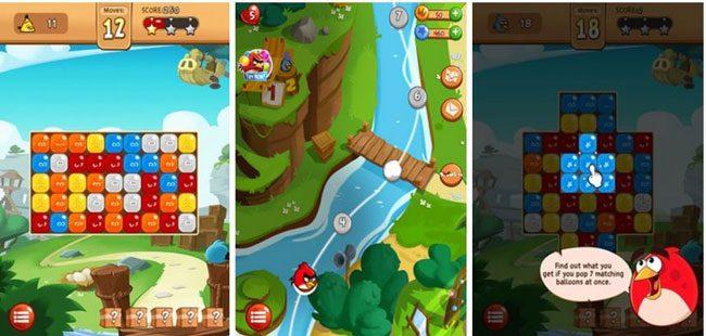 Angry Birds Blast! duyuruldu