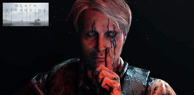 Kojima yeni oyunu Death Stranding ile büyük ses getirdi