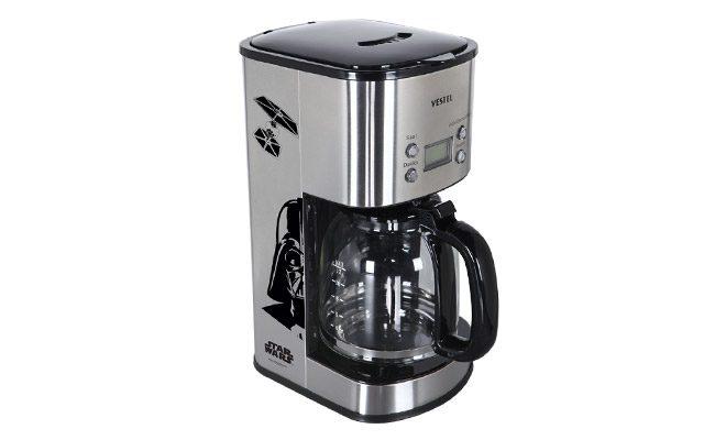 Vestel Star Wars K3100 Inox Kahve Makinesi