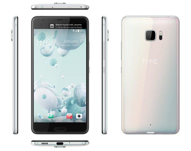 HTC U Ultra özellikleri