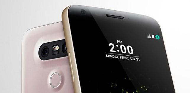 LG G6 ekran