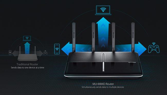 TP-LINK VR2600