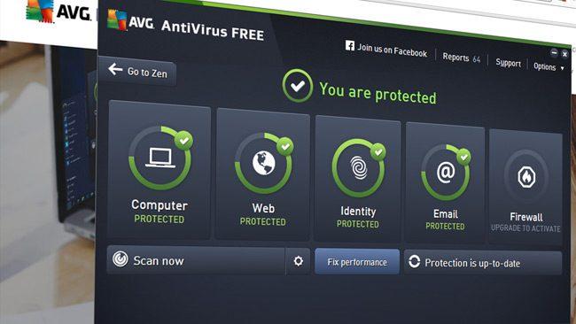 en iyi antivirüs programları AVG