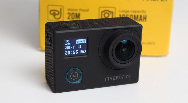 Hawkeye Firefly 7S inceleme - Uygun fiyatlı aksiyon kamerası