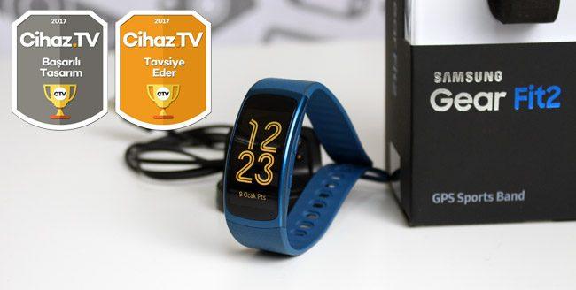 Samsung Gear Fit 2 inceleme (Video)