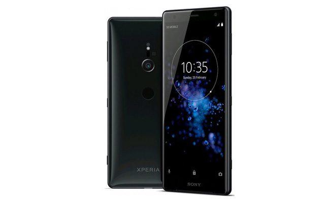 8 - Sony Xperia XZ2