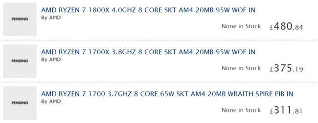 AMD Ryzen 7 fiyat