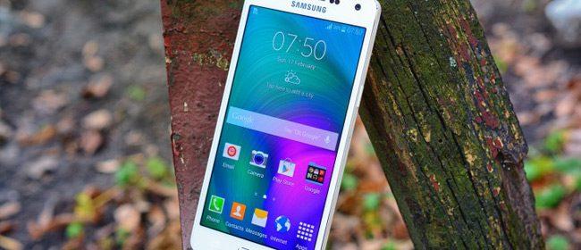 Galaxy A5 2014 Nougat