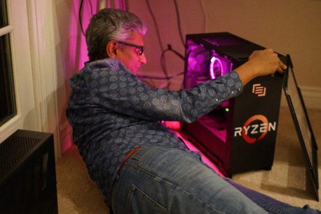 AMD Ryzen işlemci soğutucu