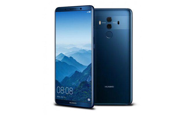 HuaweiMate 10 Pro 128 GB 3500 - 5000 TL arası en iyi akıllı telefon modelleri