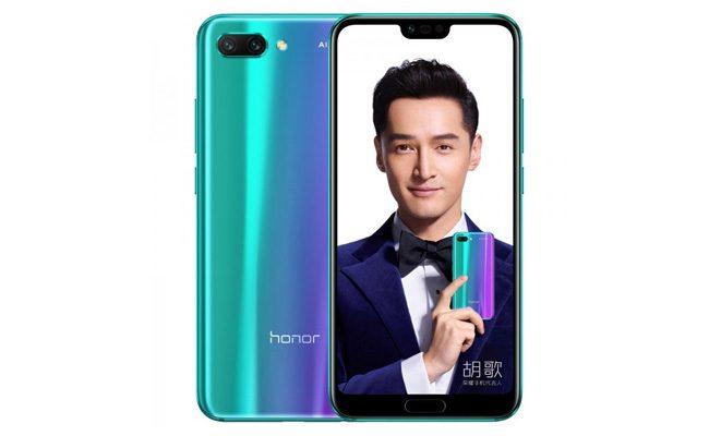 Honor 10  2500 - 3500 TL arası en iyi akıllı telefon tercihleri - Nisan 2019