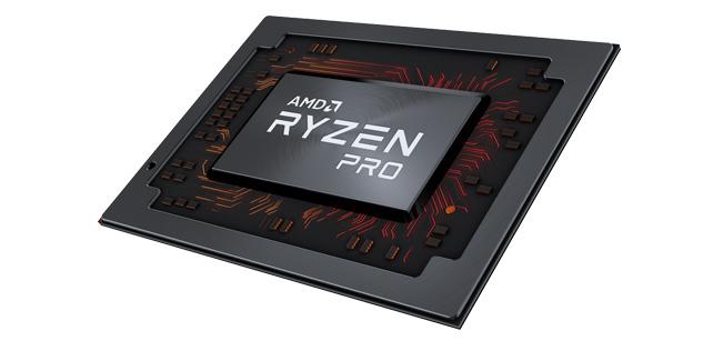 AMD Ryzen PRO Mobile ve Masaüstü APU'lu PC'ler geliyor