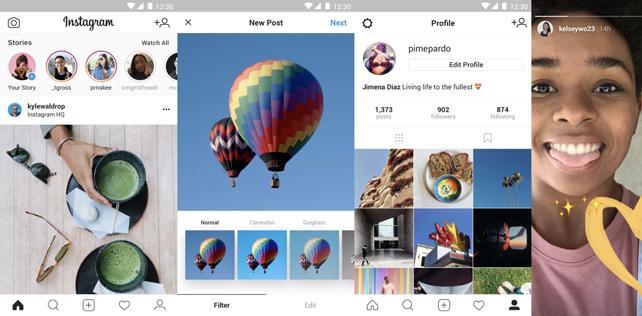 Instagram Lite mobil veri tasarrufu isteyenler için geliyor