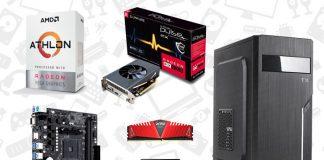 2500 TL PC toplama tavsiyeleri - Nisan 2019