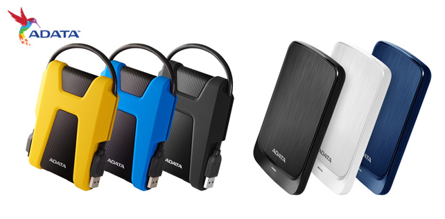 ADATA HD680 ve HV320 harici diskler