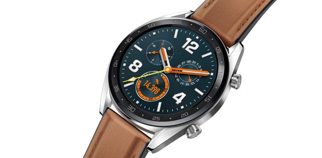 Huawei Watch GT Türkiye'de satışa sunuldu