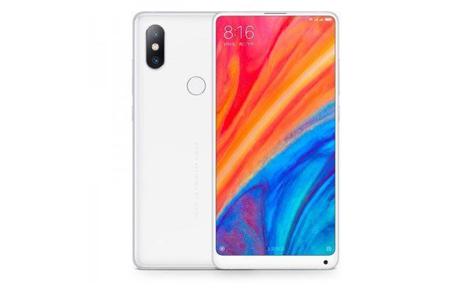 2500 - 3500 TL arası en iyi akıllı telefon tercihleri - Nisan 2019  Xiaomi Mi MIX 2S 64 GB (İthalatçı Garantili)