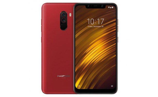 Xiaomi Pocophone F1 64 GB (PUBG mobile için 2700 TL telefon tavsiyesi)
