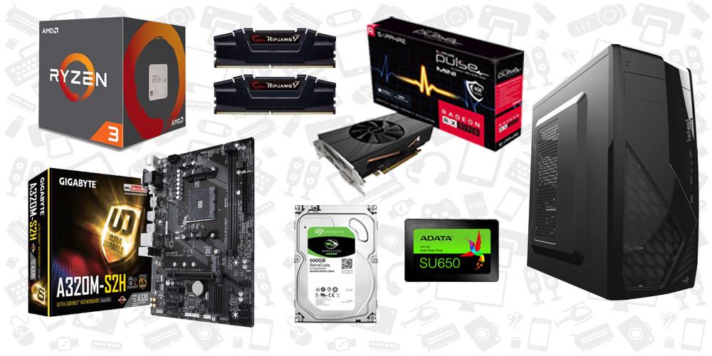 3000 - 3500 TL arası AMD sistem tavsiyesi (Şubat 2019)
