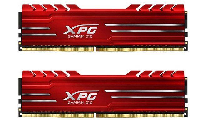 Adata DDR4 16GB(2x8GB) 3000MHz XPG GAMMIX D10 DUAL RED Ram