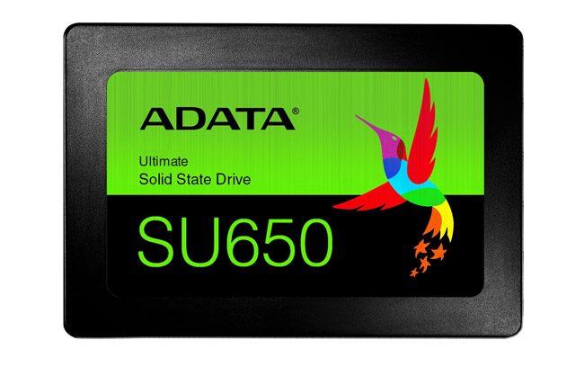 SSD: Adata SU650 240GB 520-450MB/s SSD