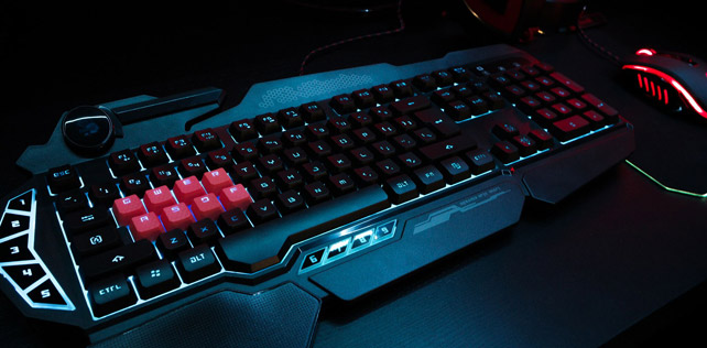 Bloody dünyanın en hızlı klavye ve mouse'larını tanıttı