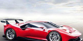 Ferrari P80/C iç gıcıklayan fotoğraflarla karşımızda (Galeri)