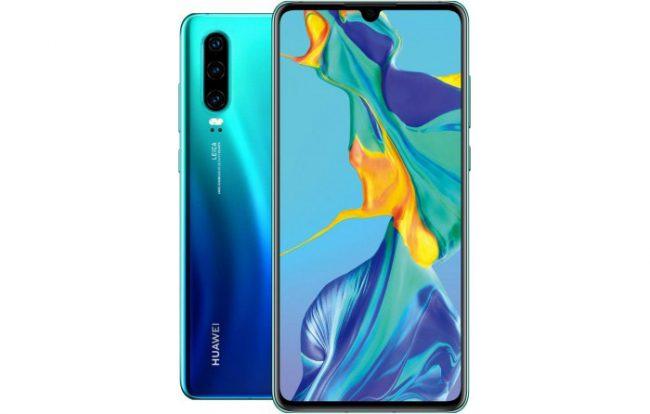 5000 TL üzeri en iyi akıllı telefon modelleri (Nisan 2019) Huawei P30 128 GB / 6 GB